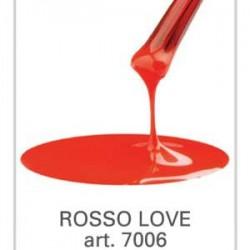 Smalto gel Rosso Love
