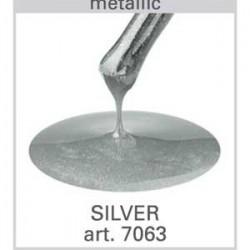 Smalto gel Silver
