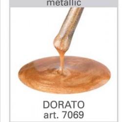 Smalto gel Dorato