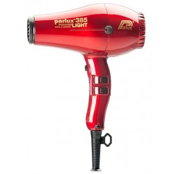 PARLUX 385 POWERLIGHT ROSSO