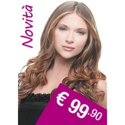 Hairdo extension mossa 58 cm.