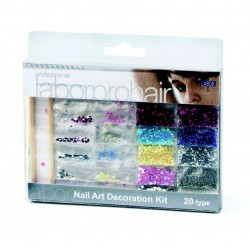 NAIL ART DECORATION KIT