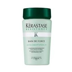 kerastase bain de force 250 ml.