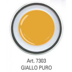 COLOR GEL GIALLO PURO