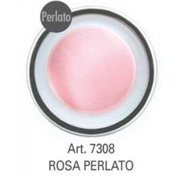 COLOR GEL ROSA PERLATA