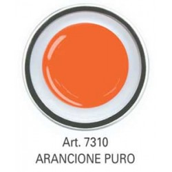 COLOR GEL ARANCIONE PURO