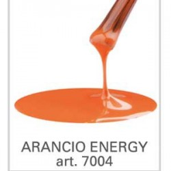 Smalto gel Arancio Enregy