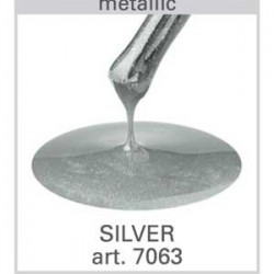 Smalto gel Silver