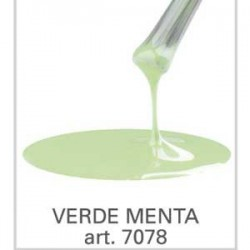 Smalto gel Verde menta
