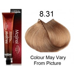 L'oreal colore tubo 50 ml. 8.31