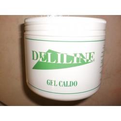 GEL CALDO 500 ML.