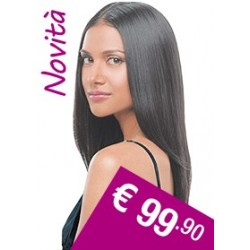 Hairdo extension liscia 55 cm.