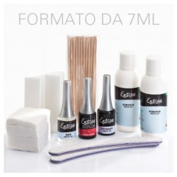 Kit Smalto Gel Semipermanente - formato mini 7ml