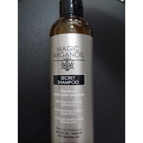 Maxima nook shampoo milk sublime 250 ml.
