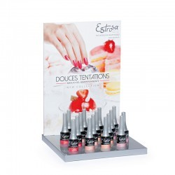 "ESPOSITORE DA BANCO - COLLEZIONE ""DOUCES TENTATIONS"" 14ML"