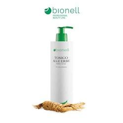 TONICO VISO ALLE ERBE ALOE VERA E GINSENG 500 ML BIONELL idratante detergente professionale