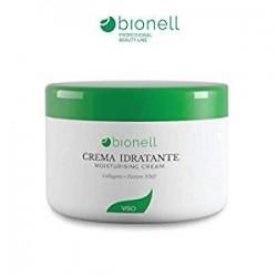 CREMA VISO IDRATANTE COLLAGENE E FATTORE NMF 500 ML BIONELL nutriente protettiva
