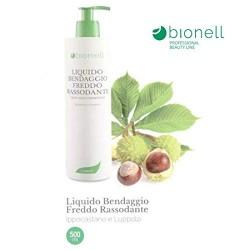 Liquido Bendaggio Freddo rassodante drenante trattamento estetico professionale 500 ml Bionell