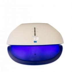 CLAM LAMP LAMPADA NAIL ERGONOMICA POLIVALENTE LED/UV 48W